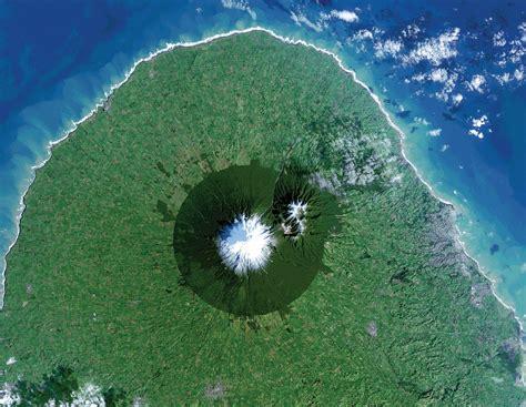 Observa la Tierra desde el espacio en siete fotografías