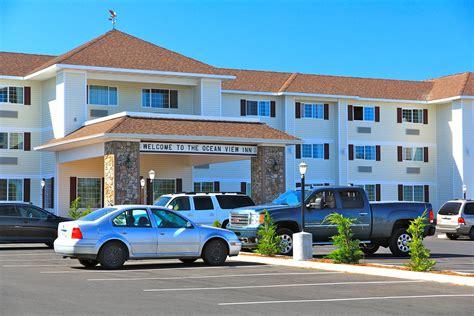 Ocean View Inn & Suites, Crescent City, California ...