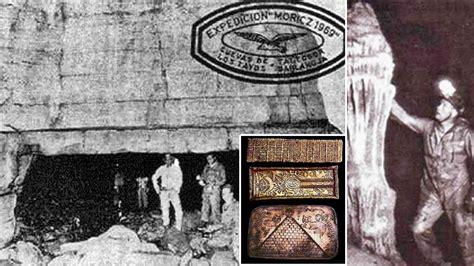 ¿Oculta la Cueva de los Tayos una Biblioteca Metálica que ...