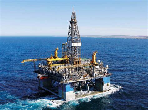 ODN Delba III semi-submersible rig | Odebrecht