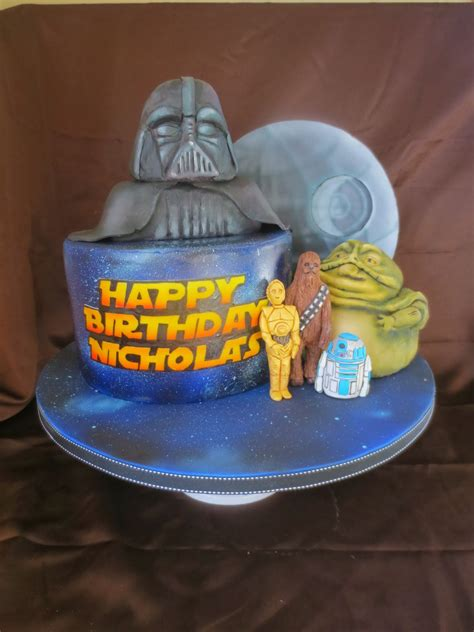Of Cakes and Cupcake  and Apollo too : May the Force Be ...