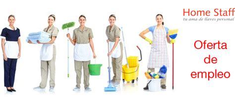 Oferta De Empleo Empleada O De Servicio De Limpieza De ...