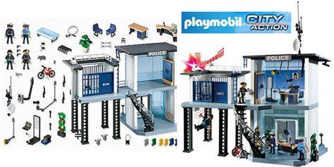 Oferta Playmobil comisaría de policía City Action por sólo 73€