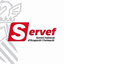 Ofertas de empleo del SERVEF en Valencia
