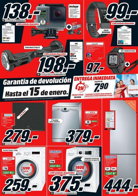 Ofertas del catálogo Media Markt  Black Friday  2016