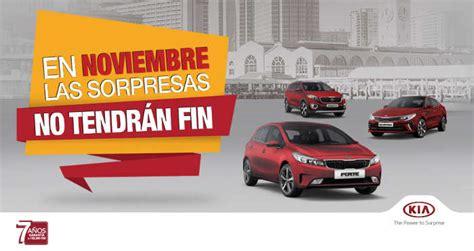 Ofertas El Buen Fin 2016 en Kia y Peugeot