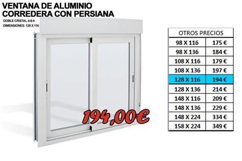 OFERTAS EN VENTANAS DE ALUMINIO - Cerramientos Valencia ...