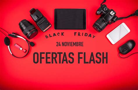 Ofertas flash de Amazon en el Black Friday 2017 hoy