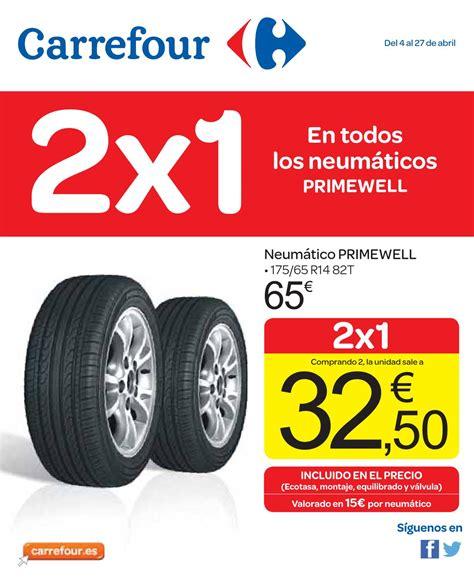 Ofertas neumáticos carrefour by Carrefour Online - issuu