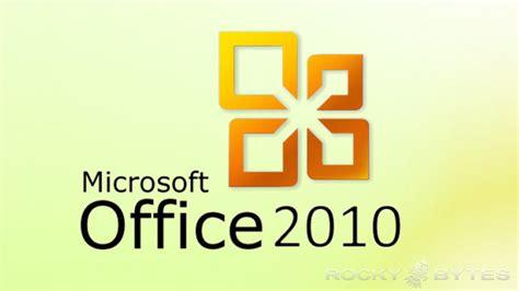 Office 2010 Gratis para Descargar   Rocky Bytes