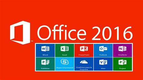 Office 2016 completo español + activador de por vida ...