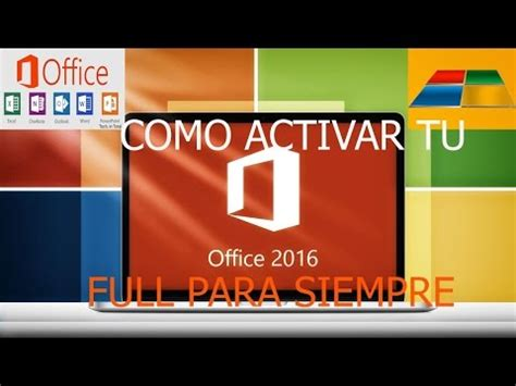 Office 2016 final descargar y activar (KMS pico final) | Doovi