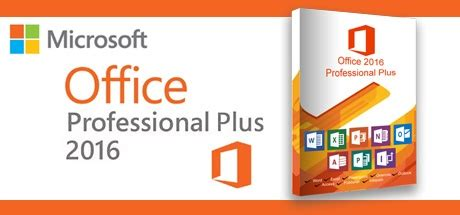 Office 2016 Professional Plus: herramientas principales