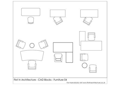 Office Furniture Autocad Blocks Creativity | yvotube.com