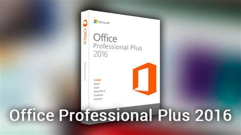 Office Professional Plus 2016 Full Activador en Español ...