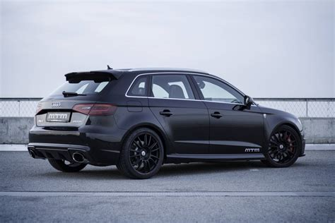 Official: MTM Audi RS3 With 300km/h Top Speed - GTspirit