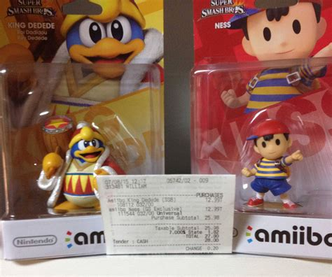 Official - ~Official Wii U Lobby Amiibo Discussion Thread ...