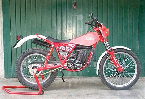 OFFICINA MOTO CICLI - FANTIC TRIAL 240