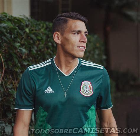 OFICIAL: Camiseta adidas de México Rusia 2018   Todo Sobre ...
