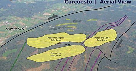 oficina70.com: Yacimientos de oro en la Peninsula Ibérica