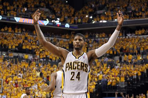 Oh Ish! You ve Gotta See Paul George s 360 degree Windmill ...
