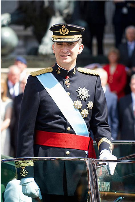 OHH LALA MAGAZINE: Rey Felipe VI de España