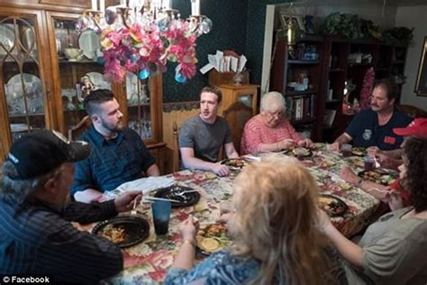 Ohio family surprised when Mark Zuckerberg comes to dinner ...