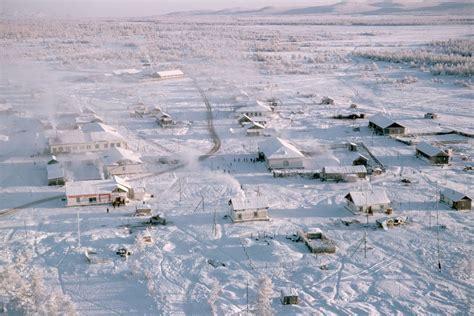Ojmjakon, nejchladnější vesnice na světě: Jak se žije v ...