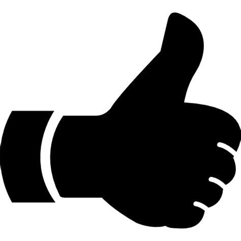 Ok, me gusta, signo de la mano - Iconos gratis de gestos