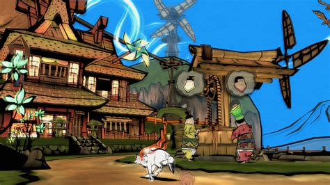 Okami HD coming to PC, PS4 and Xbox One   Polygon