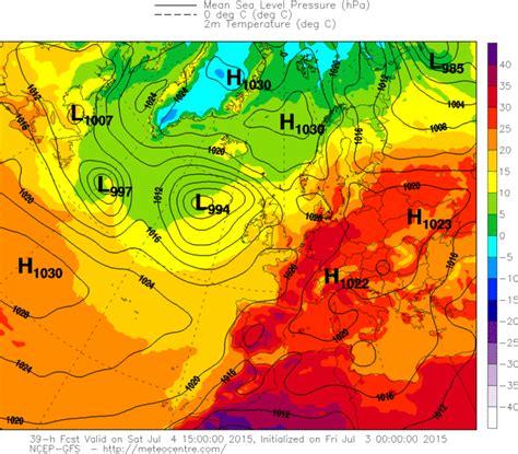 Ola de calor en Europa: Francia, Bélgica, Italia, Holanda ...