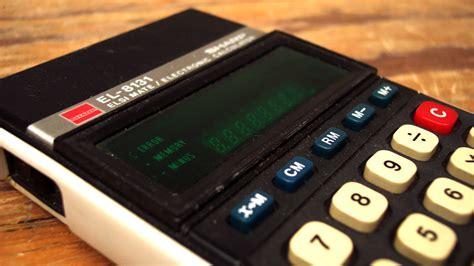 Old Calculator by tamalesyatole on DeviantArt