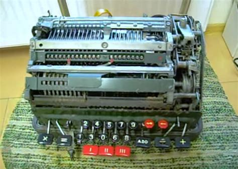 Old Calculator Nearly Explodes When it Divides by Zero