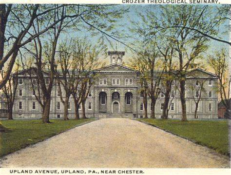 Old Chester, PA: Schools: Crozer Theological Seminary