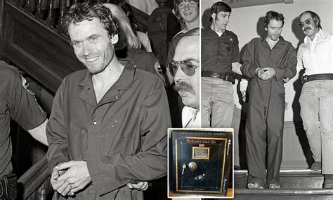 Old photos of serial killer Ted Bundy found in safe ...
