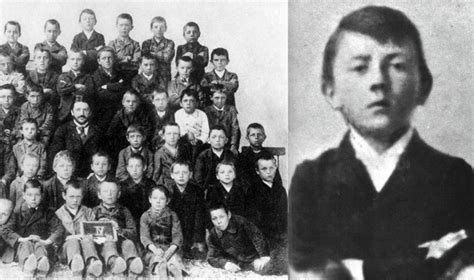 Old Picz | Adolf Hitler as a child