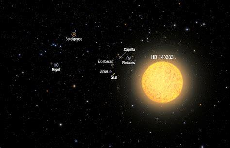 Oldest Known Star Gets a Birthdate Update — Eberly College ...