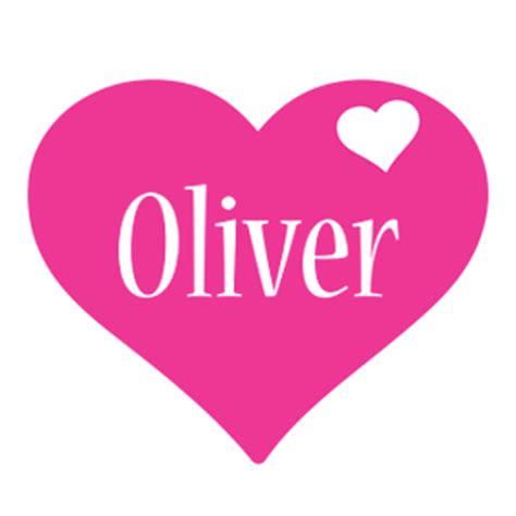 Oliver Logo | Name Logo Generator - I Love, Love Heart ...