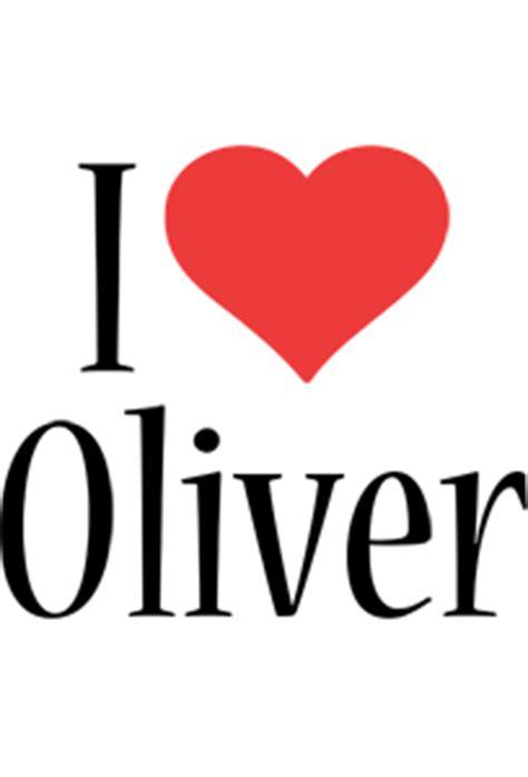 Oliver Logo | Name Logo Generator - Kiddo, I Love, Colors ...
