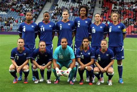 Olympics Day 1 - Women's Football - France v Korea DPR ...