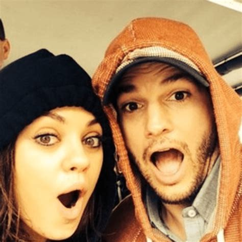 OMG: Mila Kunis y Ashton Kutcher, embarazados de nuevo ...