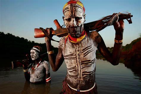 Omo River, Ethiopia