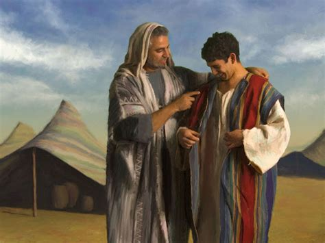 On My Walk: Joseph as a OT Picture of Christ