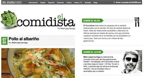 Ondakin se reencarna en El Comidista, blog de El País ...