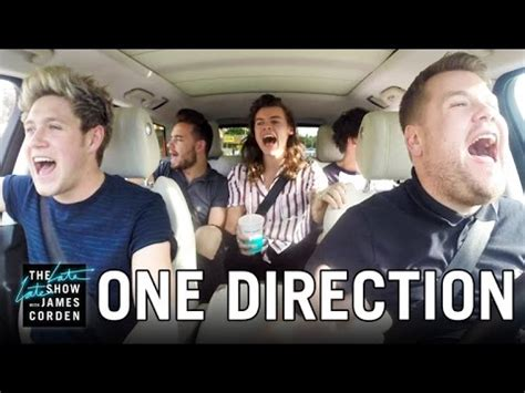 One Direction Carpool Karaoke   YouTube