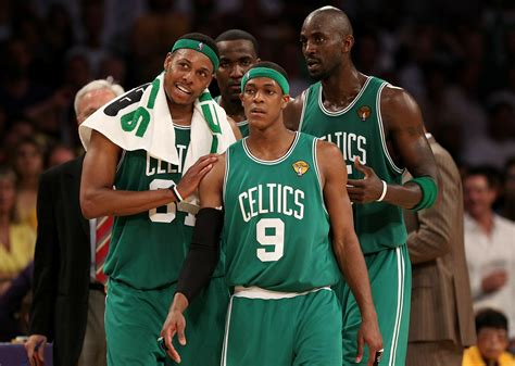 One-on-one: Will Celtics deal Rondo? - Touching All the ...