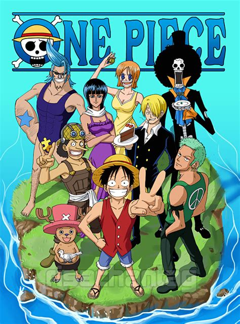 One Piece: Doujinshi Cover by Risachantag on DeviantArt