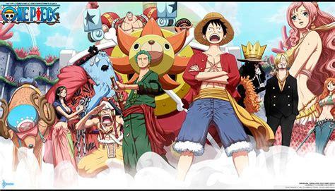 One Piece: El paso del tiempo en los  Mugiwara   FOTOS