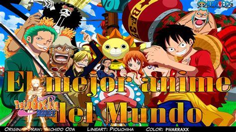 One Piece Llega a Latinoamerica Informacion  Por que el ...