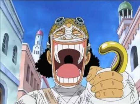 One Piece - Usuff imita a Cocodrilo [Audio Castellano ...